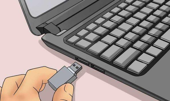 Như nào để kết nối với chuột không dây