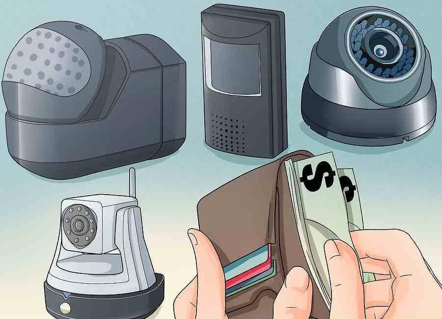 Như nào để cài đặt một hệ thống camera an ninh cho một ngôi nhà