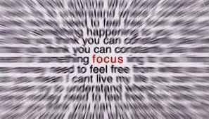 Về sức mạnh của những suy nghĩ tập trung